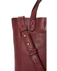 Madewell - Multicolor The Small Transport Cross Body Bag - Lyst
