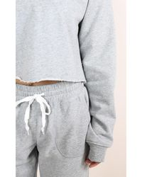 Showpo - Gray On The Chill Jumper In Grey Marle - Lyst