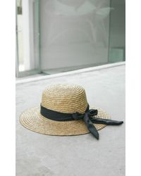 Showpo | Multicolor Sail Away Hat In Natural | Lyst