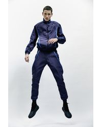 Cottweiler - Purple Signature Tracktop for Men - Lyst