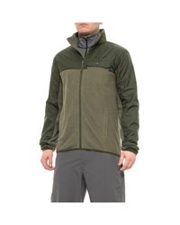 Marmot Green Tech Sweater for men