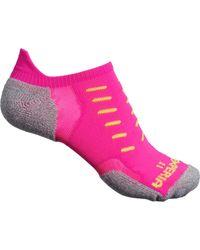 Thorlo Pink Thor-wick Cool Experia Running Socks
