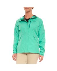 fac62657ec4b Lyst - The North Face Gore-tex® Paclite® Dryzzle Jacket in Green