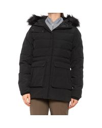 Marmot Black Lexi Down Jacket