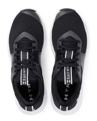 Under Armour Black Charged Aurora Sneakers Women