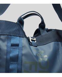 The North Face Blue Basecamp Fuse Box Tote Bag for men