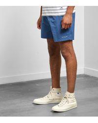 Shorts - size? Exclusive di Columbia in Blue da Uomo