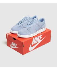 Nike - Gray Dunk Low for Men - Lyst