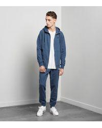 Nike - Blue Legacy Full-zip Hoody for Men - Lyst