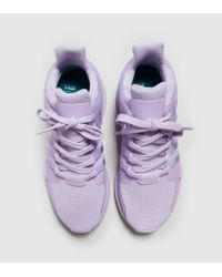 Adidas Originals - Purple Eqt Support Adv Women's - Lyst