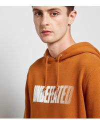 Undefeated | Orange Speed Tone Hoody for Men | Lyst