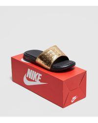Nike Multicolor Benassi 'just Do It' Ultra Premium Women's