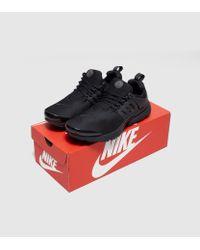 Nike Black Air Presto for men