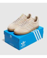 Adidas Originals Brown Gazelle for men