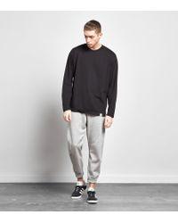 Adidas Originals - Black Xbyo Long Sleeve T-shirt for Men - Lyst