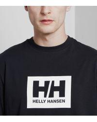 Helly Hansen | Black Ninety Five Long-sleeved T-shirt for Men | Lyst