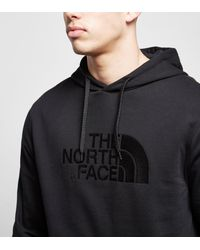The North Face - Black Drew Peak Hoody for Men - Lyst