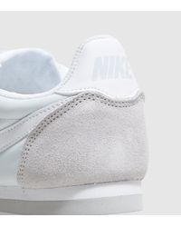 Nike | White Cortez Women's | Lyst