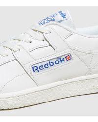 Reebok White Club Workout - Size? Exclusive for men