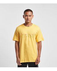 T-Shirt Future Stussy pour homme en coloris Orange