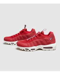 Nike Air Max 95 Tape in Red for Men Lyst