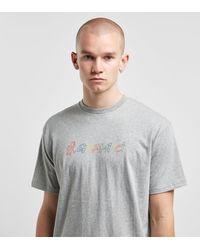 T-Shirt Rainbow Gramicci pour homme en coloris Gray