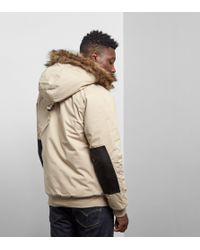 Carhartt WIP Natural Trapper Padded Jacket for men