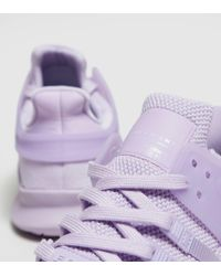 Adidas Originals - Purple Eqt Support Adv Women's - Lyst