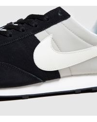 Nike - Gray Pre Montreal Racer Suede for Men - Lyst