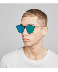 Spitfire - Green Sharper Edge Sunglasses for Men - Lyst