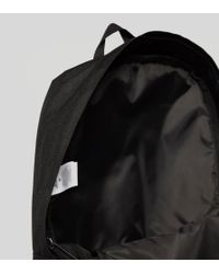 Adidas - Black Versatile 3-stripes Backpack - Lyst