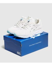 Asics White Gel-ds Trainer - Size? Exclusive