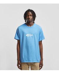 Stussy Eclipse T-Shirt in Blue für Herren