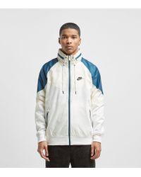 Windrunner Lightweight Jacket di Nike in White da Uomo
