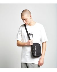 Lyst - Nike Core Small Crossbody Bag in Black for Men 81f232d6bc944