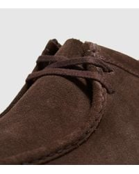 Clarks - Brown Wallabee for Men - Lyst