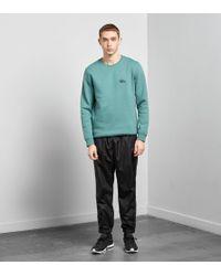 Stussy - Blue Basic Sweatshirt for Men - Lyst