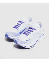 QS Zoom Fly SP Nike de color Blue