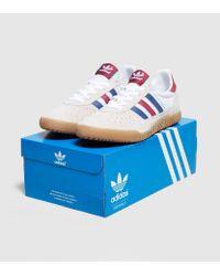 Adidas - Blue Indoor Super - Lyst