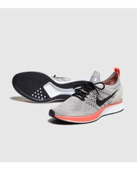 94c517934a240 Lyst - Nike Air Zoom Mariah Flyknit Racerback Women s