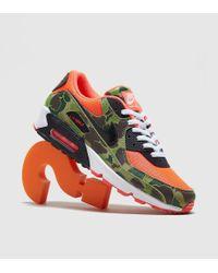 Air Max 90 'Duck Camo' Daim Nike pour homme en coloris Vert - Lyst