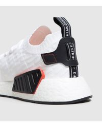 Adidas Originals - White Nmd_r2 Pk for Men - Lyst