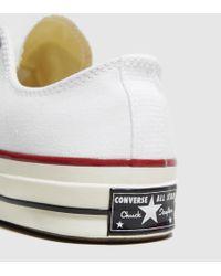 Converse   White Chuck Taylor All Star '70 Lo   Lyst