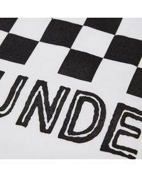 THUNDERS - White Ruderoy Back Print T-shirt for Men - Lyst