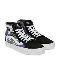 Vans Multicolor Ua Sk8-hi Reissue Sneakers (pop Camo) B for men