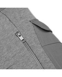 GmbH - Gray Marlon Pullover Hooded Sweatshirt for Men - Lyst