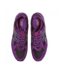 Asics - Purple Gel-kayano Trainer Sneakers - Lyst