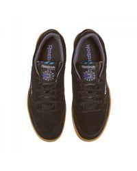 Reebok - Black Club C 85 Indoor Sneakers for Men - Lyst