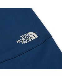 The North Face Blue Fine 2 Sweatpants for men