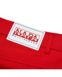 Martine Rose - Red Macto Pants for Men - Lyst